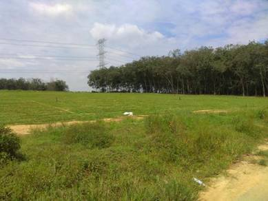 Tanah Pertanian 4.7 Ekar Gadong Jaya Labu / Seremban