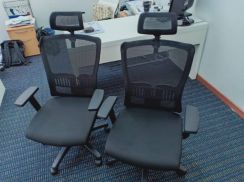10 Chairs & 8 Tables for Sale