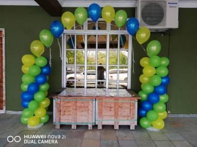 Arch Balloon Set 2 Stand 00733