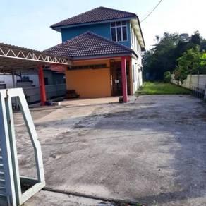 Bangunan dan Tanah untuk dijual di Pongsu Seribu!!!!!!