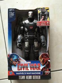 Hasbro titan hero series Avengers Marvel Civil War