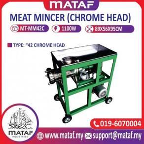 Mesin pelumat daging (chrome head)
