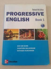 Progressive English - Book 1 & 2