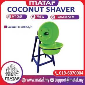 Mesin pemarut kelapa (manual)