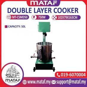Mesin single layer cooker