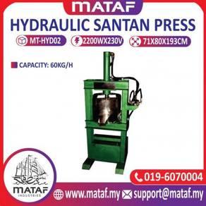 Mesin pemerah santan hydraulic