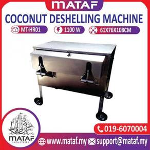 Mesin pengupas kulit kelapa