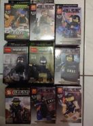 Lego Minifigures S.W.A.T