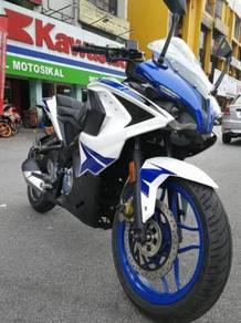 Pulsar RS200 New Year Promotion