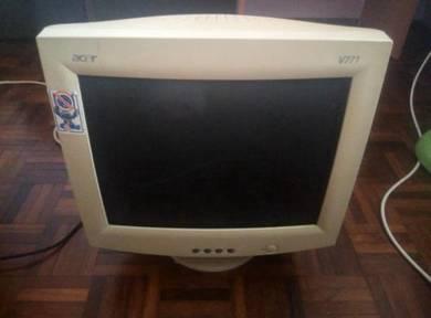 17'' CRT monitor