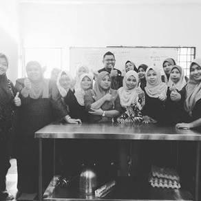Kelas nasi arab