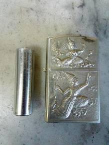 TExp Pemetik Api Lighter Lama Vintage Old 3