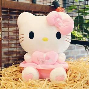 Hello Kitty cute doll plush valentine day present