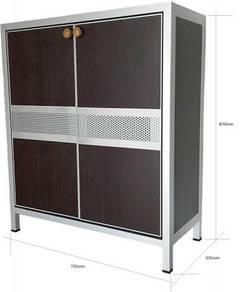 Aluminium Shoes Cabinet Rack (2)