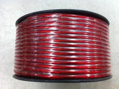 8 4 2 0 gauge Power Cable Copper Cable Amplifier