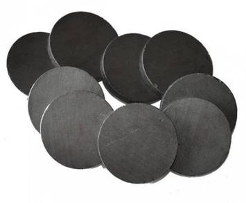 Round Ferrite Magnet 16mm x 3mm