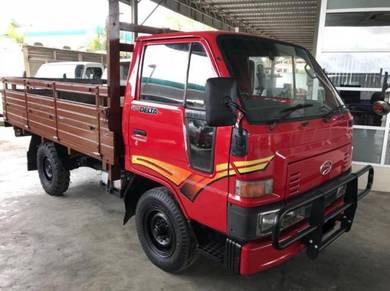 DAIHATSU DELTA V57 V58 2.8 WOODEN Facelift