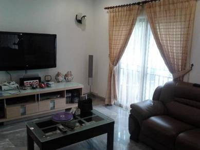 (RENO)>> 1 Storey House , Taman Meru Indah , Move In Condition