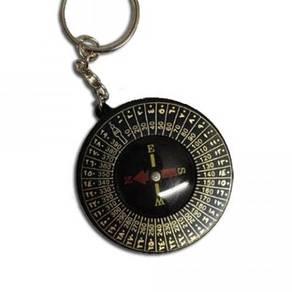 Kompas Travel / Keychain Compass [SMALL SIZE]