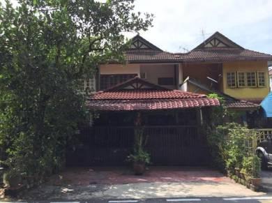 Teres 2 Tingkat, Taman Bukit Mulia, Bukit Antarabangsa, Ampang