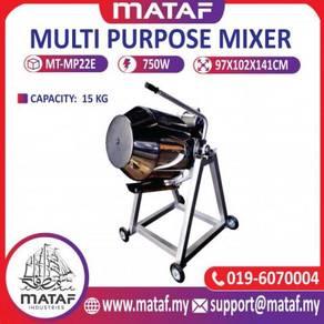 Mesin rotary mixer