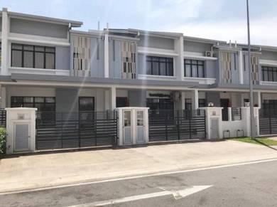 {Phase 2} New 2 Storey Terrace House M Residence 2 Birch Rawang