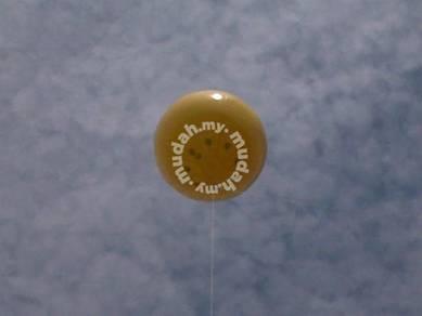 Balloon giant sungai petani - belon gergasi