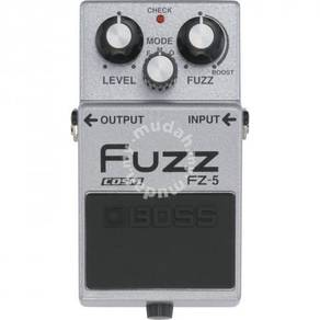 Boss fz5 Fuzz Guitar Pedal (FREE Cables)