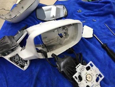 Repair Honda Insight Integra autofold side mirror
