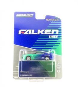 Tarmac Works X GL 1:64 Nissan GT-R R35 Falken