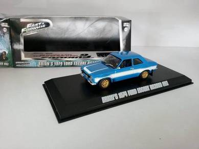 1/43 brian's 1995 ford escort rs2000 mki