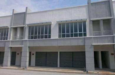 Kedai Pejabat 1.5 Tgkt (lot tgh) Tmn Aman Perwira, Kuala Ketil