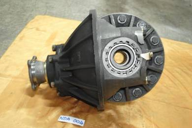 Differential Assembly 7X43 (23T) HICOM 3TONE