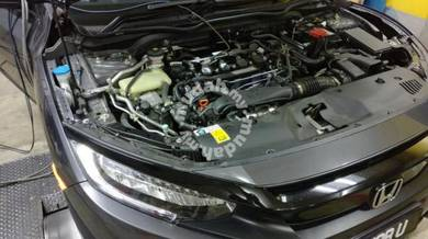 Pentagon ECU Reflash Civic X FC Turbo Remap Tuning