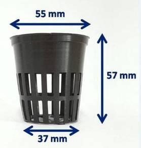 10pcs 55mm Net Pots Hydroponic Aeroponic Aquaponic