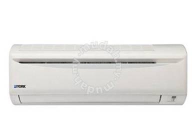 Daikin 1.0hp Aircond R410 + Installation
