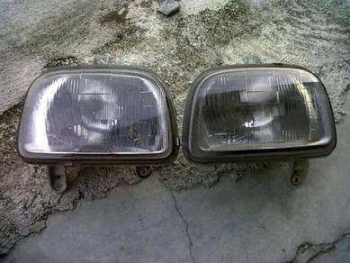 Side mirror crome l5&lampu kaca cromax l2s