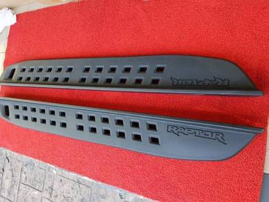 Ford ranger t8 raptor running board side door step