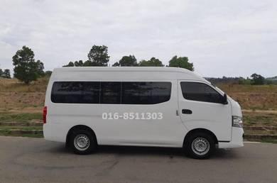 Kk van charter rental sewa tour travel holiday