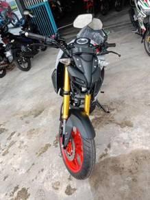Yamaha mt150