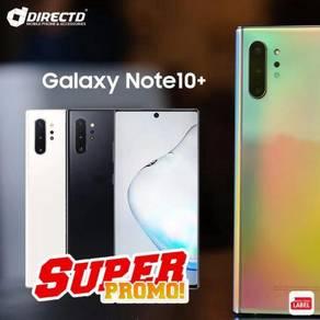 Galaxy note 10 plus (12gb ram | 256gb)promo panas