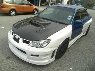 Subaru Impreza V9 Sti WRC Launsport Bodykit bumper