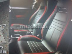 Gen2 persona semi leather cps seat cover seat