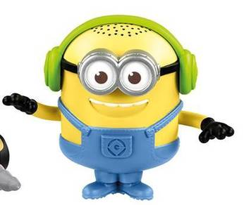 Happy Meal Toys - Minions & Hello Kitty