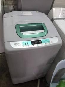 Hitachi 9kg automatic top load washing machine