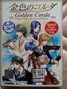 Golden Corda (Prima Passo & Second Passo)