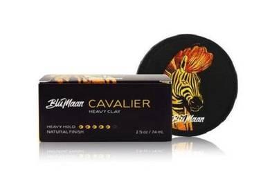 BluMaan Cavalier Heavy Clay Pomade