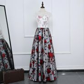 Prom wedding bridal bridesmaid dress gown RBP0158