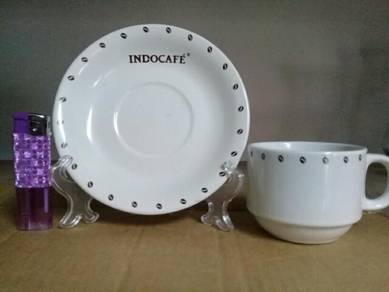 119 Cawan kopitiam Indo Cafe