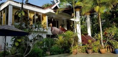 Bungalow resort in janda baik for sale